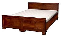 Кровать из массива дерева 054