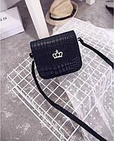 Стильная женская сумочка с короной