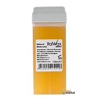 Кассетный воск для депиляции ItalWax Воск кассетный ItalWax Натуральный 100 мл