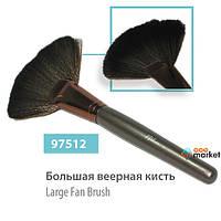 Кисти для макияжа SPL Веерная кисть SPL 97512 большая