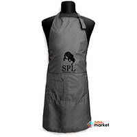 Одежда для парикмахера SPL Фартук односторонний SPL 905071A Medium черный