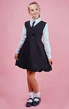 Школьная форма (сарафаны, юбки, блузы)