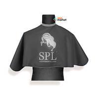 Одежда для парикмахера SPL Пелерина SPL 905074A черная