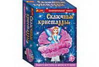 Набор для опытов Ранок Креатив Цветочная фея в кристаллах (12138022Р)