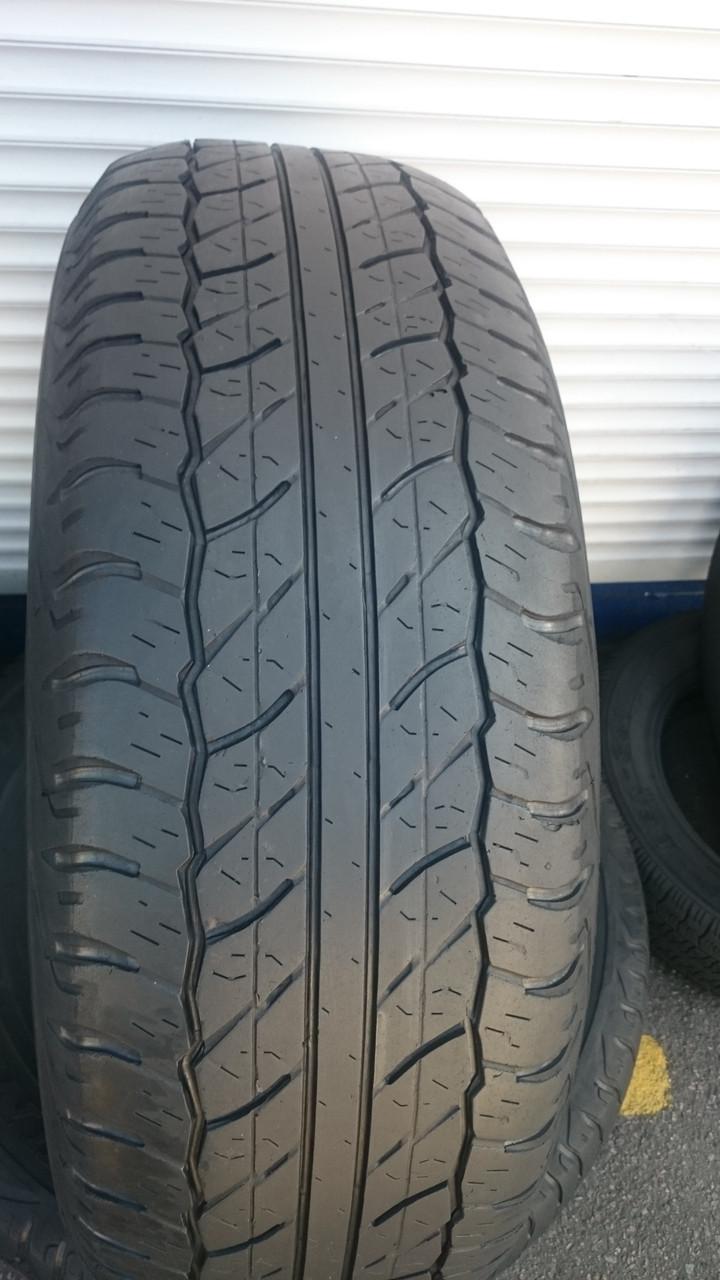 Шины б\у, летние: 265/70R17 Dunlop Grandtrek AT20