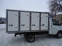 Хлебный фургон утепленный