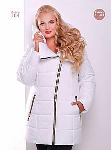 Куртка- пальто большие размеры