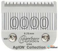 Аксессуары и запчасти для машинок Oster Нож для машинки Oster 918-016 на 0,25 мм 0000