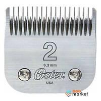 Аксессуары и запчасти для машинок Oster Нож для машинки Oster 918-126 на 6,4 мм 2