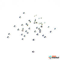 Дизайн ногтей WebMarket Кристаллы Swarovski Белые SS3 25 шт