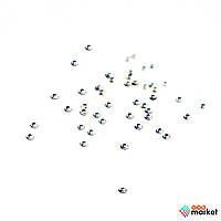 Дизайн ногтей WebMarket Кристаллы Swarovski Белые SS3 50 шт