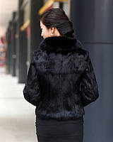 Женский полушубок . Меховая куртка. Модель 029, фото 5