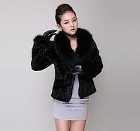 Женский полушубок . Меховая куртка. Модель 029, фото 4