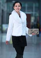 Женский полушубок . Меховая куртка. Модель 029, фото 3