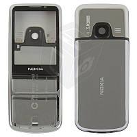 Корпус для Nokia 6700 Classic, оригинал, серебристый Silver
