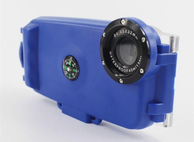 Чехол для дайвинга Seashell SS-i6 для iPhone 6/6S Blue, Винница