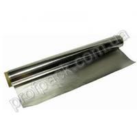 Фольга алюминиевая на ролике, 0,45*100 м, 11 мкм