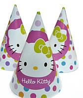 "Колпак праздничный 15 см,""Hello Kitty"""