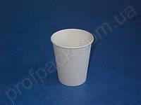 Стакан бумажный одноразовый 175 мл, 50 шт/уп