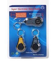 2 брелка и пульт ДУ для поиска ключей Super Key Finder 2