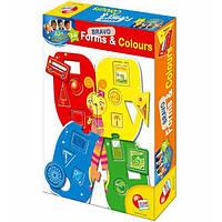 Ігровий набір Форми та кольори 30811