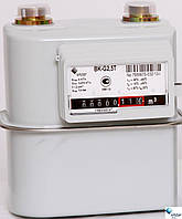 """Счетчик газа ELSTER BK G2.5T мембранный бытовой «ElsterGroup» (Германия) Dn20 G¾"""" с температурным корректором"""
