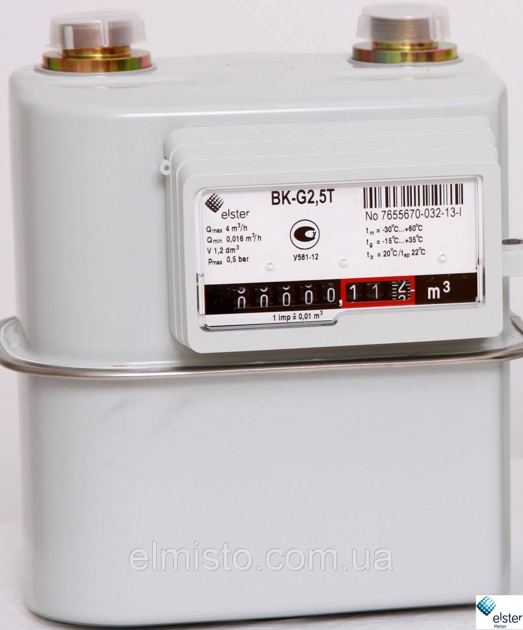 цена на газовый счетчик elster