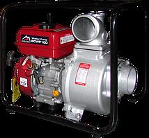 Мотопомпа Vulkan SCWP100 (100 мм, 80 куб.м/час)