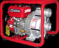 Мотопомпа грязевая Vulkan SCWT80 (58 куб.м/час)