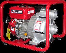 Мотопомпа грязевая Vulkan SCWT80 (80 мм, 58 куб.м/час)