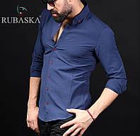Рубашка мужская с длинным рукавом.  RSK-3060, фото 1