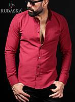 Рубашка мужская с длинным рукавом.  RSK-3061, фото 1