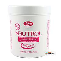 Lisap Маска для волос Lisap Neutrol Regenerating Mask восстанавливающая 1000 мл
