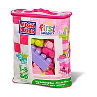 Конструктор Mega Bloks  серия First  builders  60д.