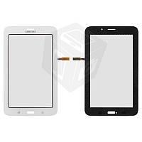 Сенсорный экран для Samsung Galaxy Tab 3 Lite 7.0 LTE T116, белый, оригинал