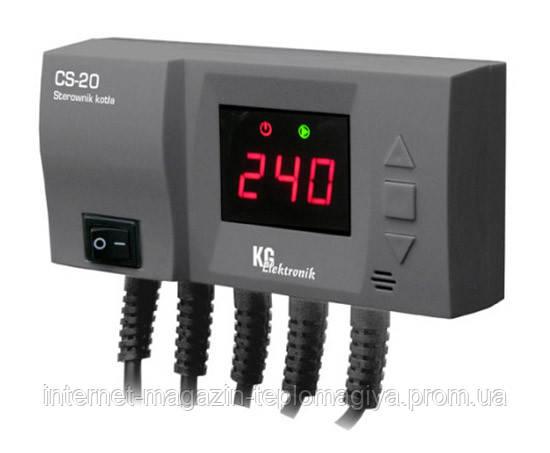 Автоматика к котлу KG Elektronik CS-20