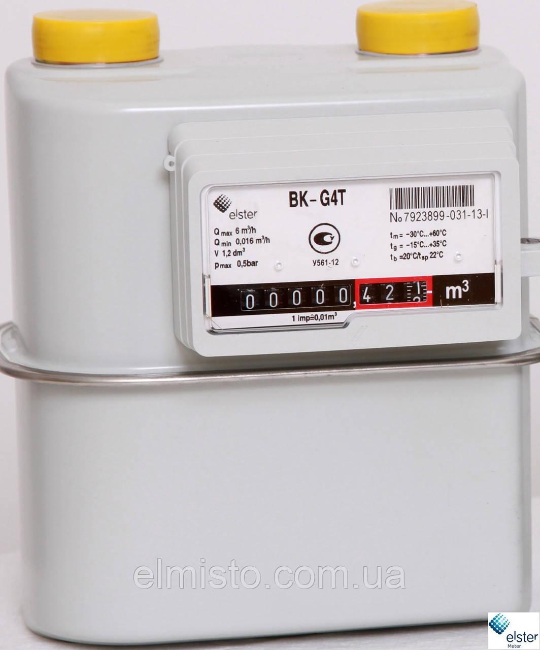 счетчик газа гарантия завода изготовителя