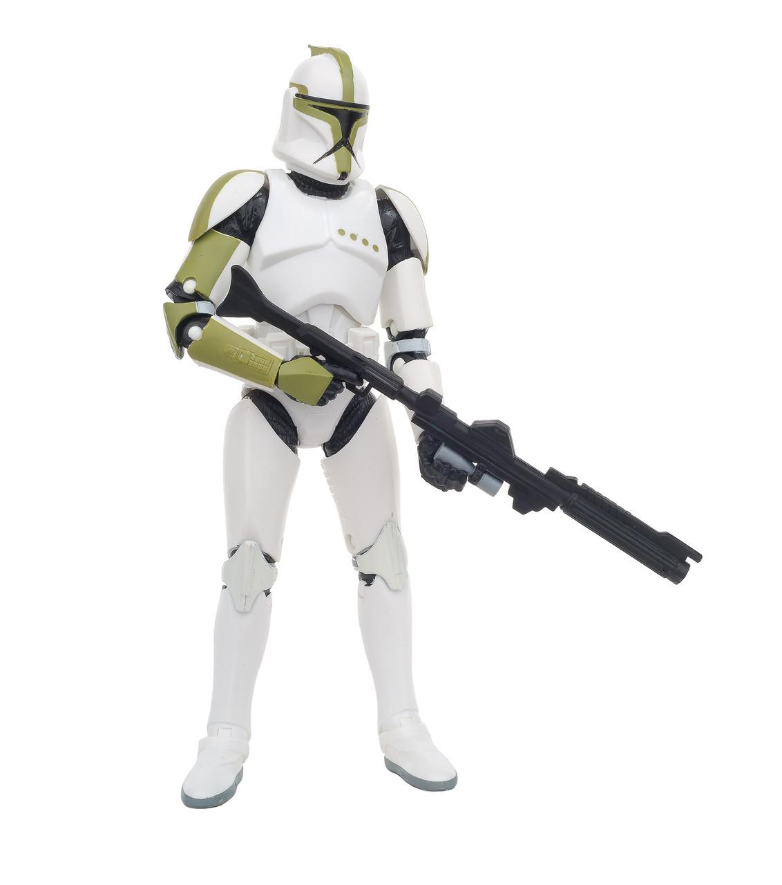 Фигурка Звездные войны, клон Пехотинец Сержант - Sergeant Trooper, Star Wars, #07, Hasbro