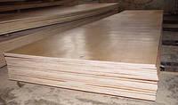 Фанера ламинированная 1250*2500*6.5 мм гл\гл (Белорусь)