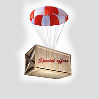 Создание рекламно-посадочных страниц под специальные предложения