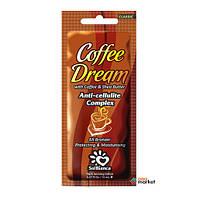 Кремы для солярия SolBianca Крем SolBianca Coffee Dream для загара в солярии 15 мл