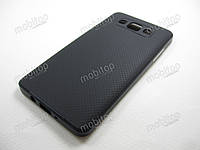 Чехол IPAKY Samsung Galaxy A5 A500 (темно-серая рамка), фото 1