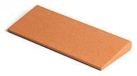 Камінь для заточування інструменту India середньої зернистості 3/10 х 45 х 100 мм червоний, Medesy 1202