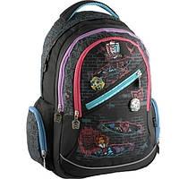 Ортопедический рюкзак для девочек 563 Monster High, KITE