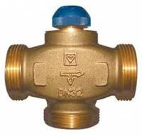 """Клапан термостатический трехходовой  Herz Calis TS RD DN32 1 1/4"""""""