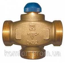"""Клaпaн термостатический трехходовой  Herz Calis TS RD DN32 1 1/4"""""""