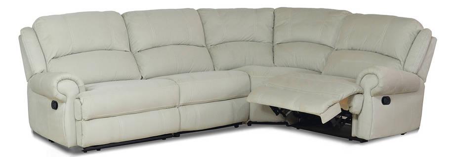 """Угловой кожаный диван """"Sydney"""" (Сидней) (300см-202см), фото 2"""