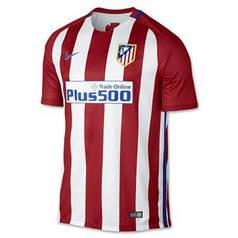 Футбольная форма 2016-2017 Атлетико Мадрид (Atletico Madrid) домашняя