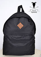 Рюкзак Milk Clothing - Pocket Black Backpack