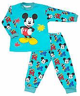 Пижама для мальчика без начеса